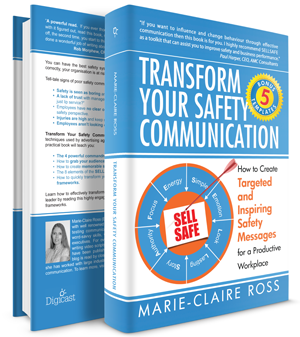 Announcing New Book: Transform Your Safety Communication