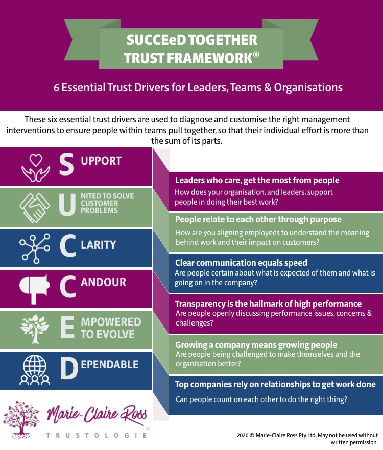 SUCCEED Together Trust Framework